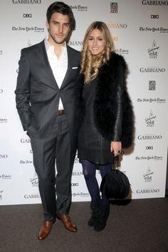 Olivia Palermo at DIFFA Gala Dinner Party w boyfriend-
