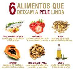 6 alimentos
