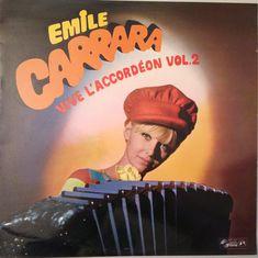 Émile Carrara - Vive L'Accordéon Vol.2 (Vinyl, LP) at Discogs