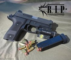 Designed for home use: The president of G2R - the firm that produces the new R.I.P bullet has said that he is aiming the product to be used ...