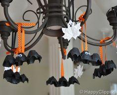 manualidades de halloween para hacer con los niños