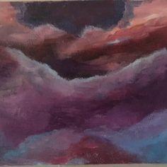 Theresa Murphy Artist My Arts, Sky, Artist, Painting, Heaven, Heavens, Artists, Painting Art, Paintings