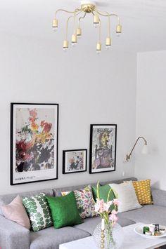 Kolla samma tavla :-) Snygga färger Home of debbie.nu svenskt tenn Picasso bestlite gubi