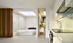 Mirror House kitchen bedroom view.jpg