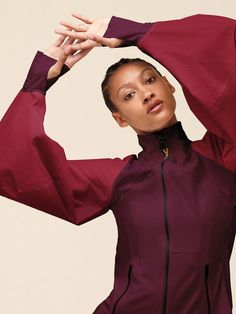 The Lululemon x Roksanda Capsule Collection is Finally Here - Essence Sporty Outfits, Athletic Outfits, Athletic Clothes, Fitness Outfits, Clothing Photography, Fashion Photography, Roksanda, Business Casual Outfits, Weekend Wear