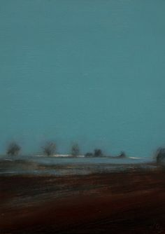 The Flatlands #153 by John O' Grady, Irish, Landscape