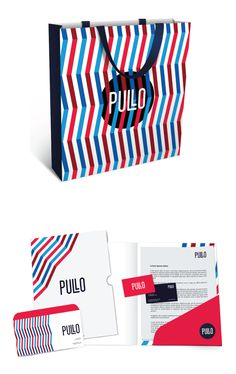 Pullo by Gabriel Ramos, via Behance colorful #packaging #branding PD