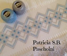 Swedish Embroidery, Hardanger Embroidery, Simple Embroidery, Lace Embroidery, Hand Embroidery Designs, Cross Stitch Embroidery, Embroidery Patterns, Cross Stitch Patterns, Kutch Work