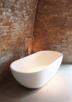 Freestanding bathtubs by Badeloft. Receive a FREE stone resin material sample and bathtub template! Shop freestanding bathtubs made from stone resin.