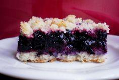 Borůvkový koláč IV. Sweet Recipes, Tiramisu, Cheesecake, Food And Drink, Restaurant, Treats, Baguette, Minis, Anna