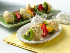 Fruit n' Shortcake Kabobs