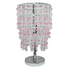 Beaded Table Lamp - Pink  $30.99 online price Target