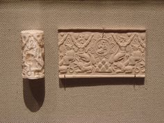 Assyrian seal