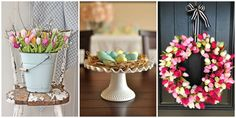 30+ Beautiful Easter Decorating Ideas