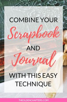 Combine your love for scrapbooking and journaling by learning about junk journaling. Includes junk journal ideas, pages, DIYs, scrapbook layouts, ideas on how to start a journal and junk journal ideas and fun inspiration. Great DIY scrapbook ideas for beginners. Read now to learn how to make a junk journal! #crafts #diy #junkjournal #scrapbook #journal #journaling #scrapbooking