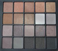 So Lonely in Gorgeous: Give Me Love, Give Me Eye Shadow! Inglot Freedom System 20 Eyeshadow Palette #7 swatches