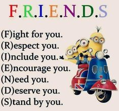 New quotes funny crazy minions pics Ideas Funny Poems, Funny True Quotes, Bff Quotes, Best Friend Quotes, Disney Quotes, Jokes Quotes, Cute Quotes, Funny Best Friend Poems, Funny Quotes On Friendship