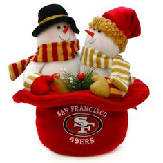 1000+ images about A Niners Christmas on Pinterest | San Francisco ...