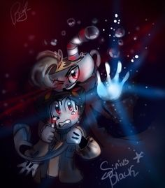 Cuphead and Bendy~
