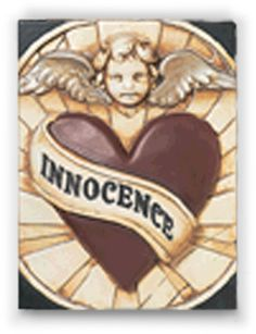 Sid Dickens Memory Block  Innocence    2001 (Spring) - Tribute - T81    Birth is a divine gift.  Eyes of wonder open wide celebrating the child and the child in ourselves. Innocence born and innocence regained.