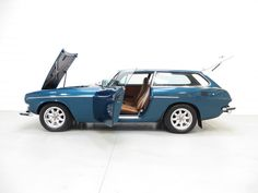 Volvo P1800 ES estate