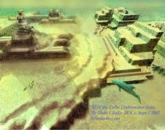 Ooparts & Ancient High Technology--Underwater Cities; Noah's Flood Proof?