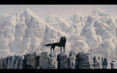 The wolf, Fantastic Mr. Fox