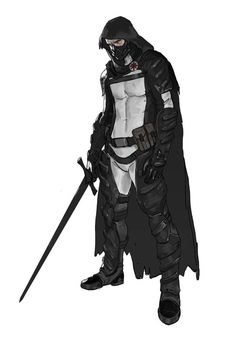 a collection of inspiration for settings, npcs, and pcs for my sci-fi and fantasy rpg games. Fantasy Male, Fantasy Warrior, Sci Fi Fantasy, Dark Fantasy, Character Concept, Character Art, Concept Art, Arte Cyberpunk, Superhero Design