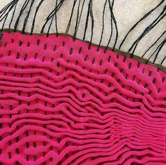Paola Moreno. Fiberart / Arte Textil. Chile.