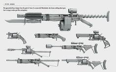 fallout 4 pipe guns - Google Search