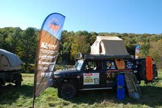 Outback Proven at the Vermont Overland Rally