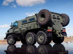 undergroundvelo:  gunrunnerhell:  Casspir Mk6 A large 6x6 armored personnel carrier, it seats a maximum of 16 troops + 2 drivers. Measuring ...