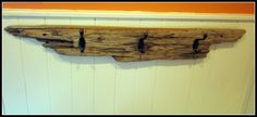 homeroad: Driftwood Towel Bar