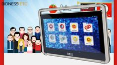 Fuhu Unveils The World's Biggest Android Tablet For Families
