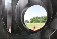 """Labyrinth – an exhibition of boolean voids"" by duo Pieterjan Gijs e Arnout Van Vaerenbergh, Genk, Vlaanderen | Flandres"