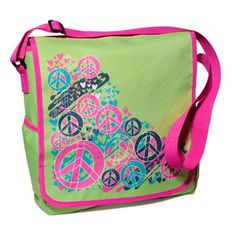 Capelli of New York Glitter Convertible Crossbody Bag (Girls ...