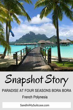 Four Seaons Bora Bora