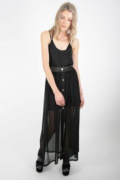 Zephyr maxi skirt