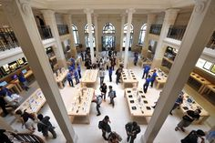 Thieves Hit Opera Apple Store, Stole Over $1 Million Worth of Apple Gear
