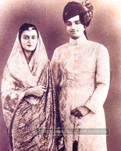 Rajmata Gayatri Devi was the daughter of Maharaja Jitendra Narayan and Maharani Indira Devi of Koch dynasty of Cooch Behar. Description from glamourisworld.blogspot.com. I searched for this on bing.com/images