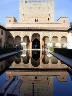 The Alhambra.  Love to go back and see Spain again.