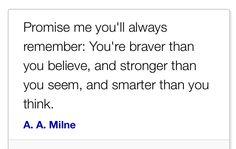 braver, stronger & smarter