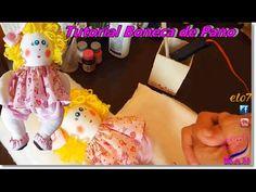 Olá Amigas, Nesse Video vou mostrar como fazer uma Linda Boneca de Pano, de uma forma muito simples!!! se gostou dá um like! kkk,Espero que gostem =D _______...