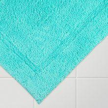Buy John Lewis Egyptian Cotton Deep Pile Bath Mat Online at johnlewis.com
