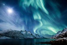 Icy Auroras