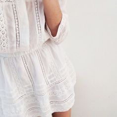 Style Inspiration: Summer Whites :: This is Glamorous // @ElenaShihan