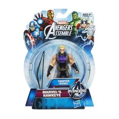 Marvel Avengers Assemble Action Figure Marvels Hawkeye Animewild http://www.amazon.com/dp/B00ID0JXIY/ref=cm_sw_r_pi_dp_7i07tb0B51VNT