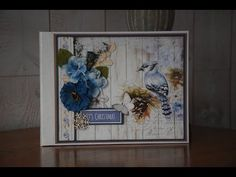 Tuto 1 de l'album la magie de Noël - YouTube Mini Albums, Delicate Lingerie, Mini Album Tutorial, Frame, Christmas, Painting, Minis, Collection, Tutorials