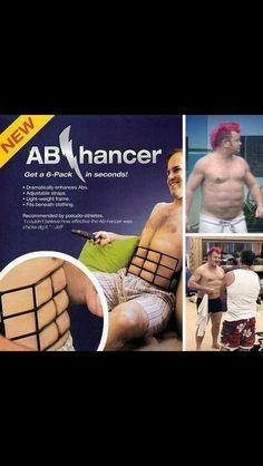Ab Maker haha!