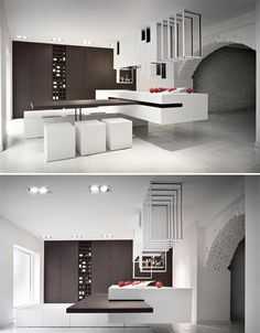 The Cut Customizable Kitchen 3